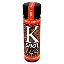 K Shot 15ml Kratom Pure Alkaloid Concentrate Oil
