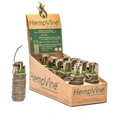 HempVine 10pk Lighter With 14ft Hemp Wick