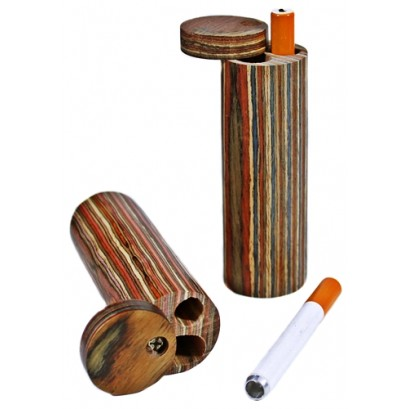 """5ct Dugout 4"""" Cylinder With Bat"""
