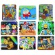 5ct Character Mousepad Style Dab Mat Assortment