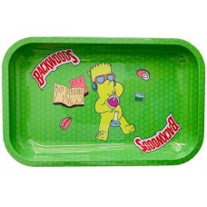 Backwoods Rolling Tray - Bart Simpson