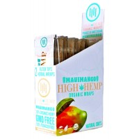 High Hemp Organic Wraps - Maui Mango