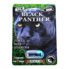 Black Panther 15000 Extreme Male Enhancement Capsules