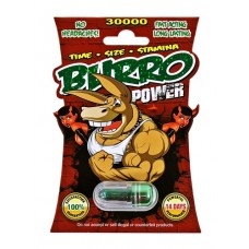 Burro Power 30000 Male Enhancement Capsule