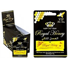 Royal Honey VIP 24pk Male Enhancement