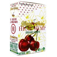 High Hemp Organic Wraps - Blazin Cherry