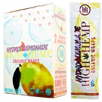 High Hemp Organic Wraps - Hydro Lemonade