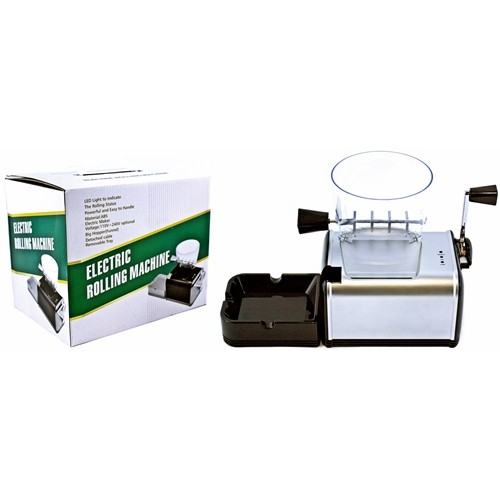 electric cigarette injector rolling machine reviews