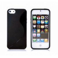 Protective Clear TPU Case for iPhone 5