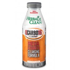 QCarbo Detox 16 oz. Orange