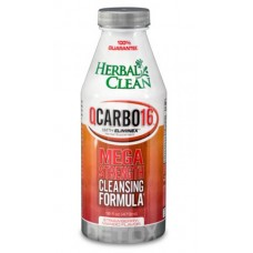 QCarbo Detox 16 oz. Strawberry Mango