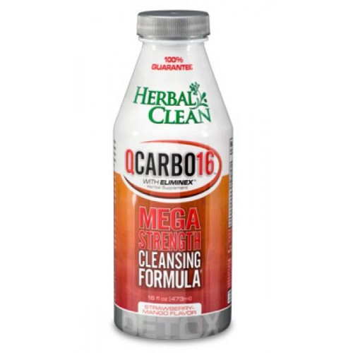 Qcarbo cleanse