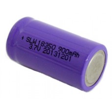 Battery For Mod SLW 18350 900mAh 3.7v