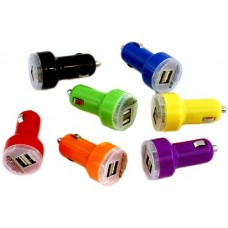10ct Dual USB Car Charger Assortment