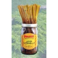 Wild Berry Incense Sticks 100pk - Citronella Lemon