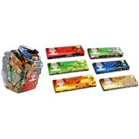 Hornet Rolling Papers - Flavor Mix With Display Jar 300pk