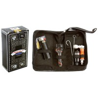 Travel Kit Pipes With BIC Lighter
