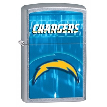 Zippo Lighter - NFL Chargers $27.95