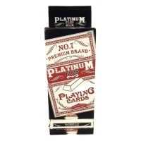 Platinum Playing Cards